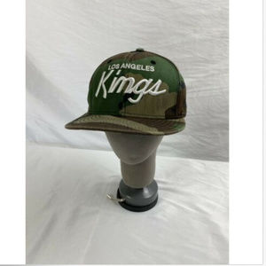 Los Angeles Kings New Era 9Fifty Army Camo Hat Cap